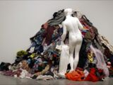 Works of art that use clothes