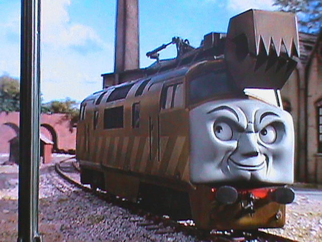 Diesel 10 list of thomas and friends characters wiki fandom diesel 10 thecheapjerseys Image collections