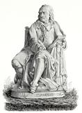 Corneille 1770 statue Jean-Jacques Caffieri