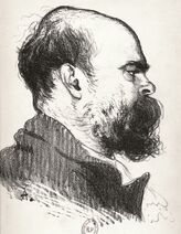 Verlaine 1895 Anquetin Louis