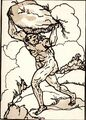 Homère Odyssée 1930 Emile Bernard 19