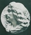 Molière médaillon Puech