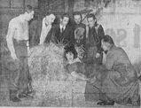 Steinbeck Souris et des hommes 1946 Oettly (2)