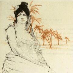 «A une dame créole»