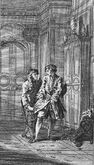 Molière Avare François Boucher Etienne Fessard 1735