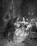 Molière Tartuffe Monvoisin vers 1829