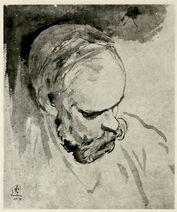 Verlaine 1896 Félix Régamey