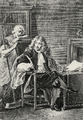 Molière servante Desenne