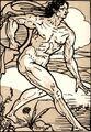 Homère Odyssée 1930 Emile Bernard 16