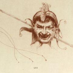 «Vers pour le portrait d'Honoré Daumier»