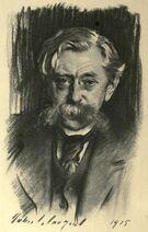 Verhaeren 1915 Singer Sargent