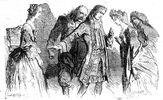 Molière Avare Horace Castelli Ernest Meissonnier 1865