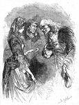 Molière Avare Horace Castelli Edouard Coste 1865