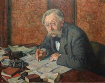 Verhaeren 1907 Théo Van Rysselberghe