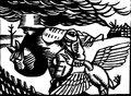 Rabelais Gargantua 1921 Hermann-Paul 33