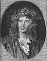 Molière 1780 Louis-Jacques Cathelin Pierre Mignard