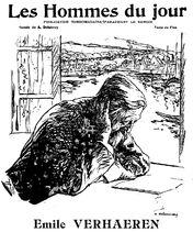 Verhaeren 1909 A Delannoy
