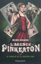 Honaker 2012 L'agence Pinkerton t3