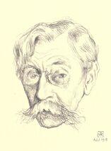 Verhaeren 1916 Théo Van Rysselberghe