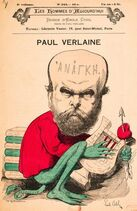 Verlaine 1893 Emile Cohl