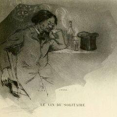 «Le vin du solitaire»