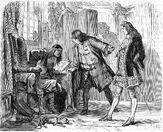 Molière Avare Horace Castelli Gustave Lesestre 1865