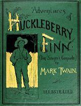 Twain 1884 Aventures de Huckleberry Finn