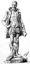 Du bellay 1894 Statue Léofanti