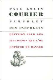 Pamphlet courier
