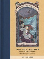 Book the wide window