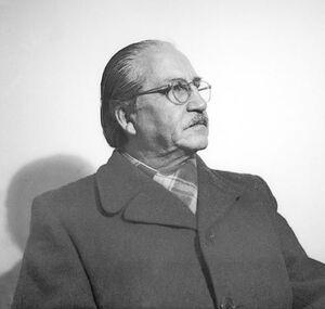 Antonio Acevedo Hernández
