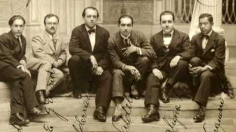 Homenaje a Ciro Alegría - Casa de la Literatura, Lima, Perú