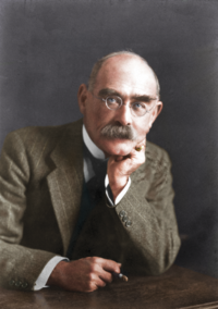 RudyardKipling,Color