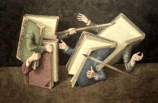 Literary-joust