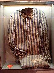 Uniforme de prisionero Sachsenhausen