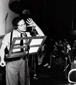 Orson Welles en radio