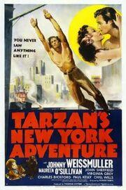 Tarzan en Nueva York