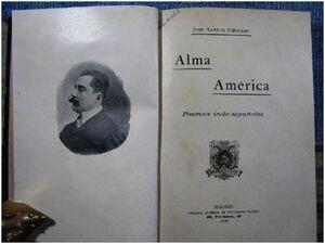 Alma América 1º ed. 1906