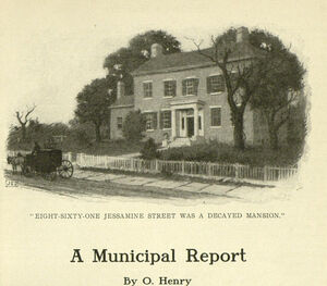 MunicipalReort1909