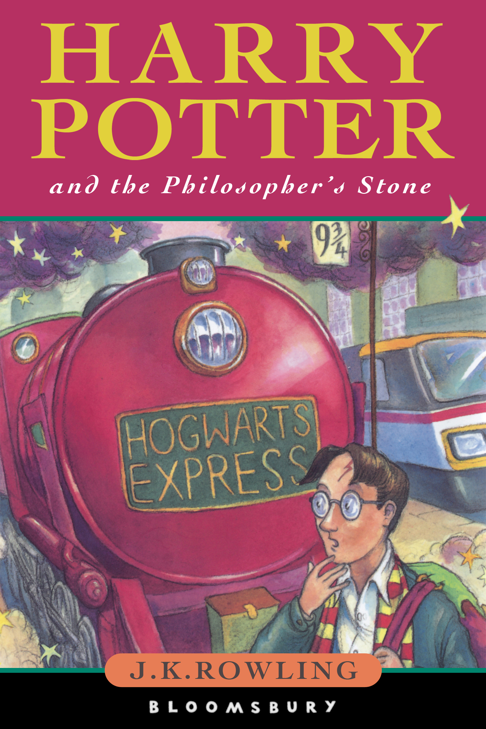 HP and the Philosophers stone