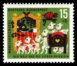 1963Wolf&SevenKids