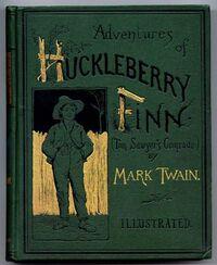 HuckleberryFinn1884