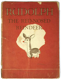 RudolphFirstEdition