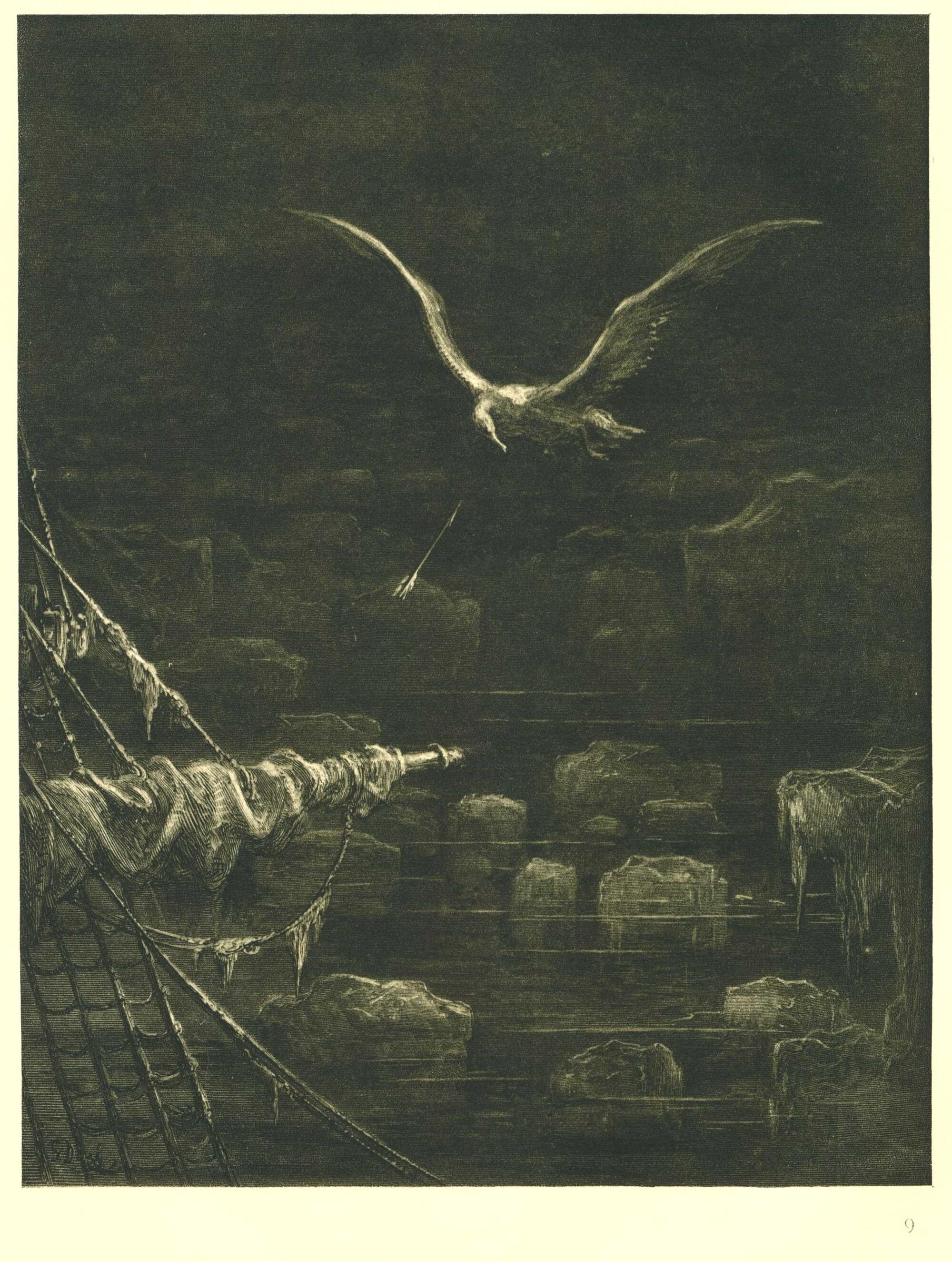 The rime of the ancient mariner literawiki fandom powered by wikia biocorpaavc Images