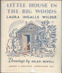 LittleHouseBigWoods1932DustJacket