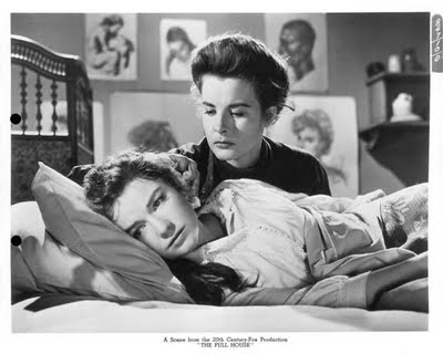 the last leaf literawiki fandom powered by wikia jean peters and anne baxter in the segment the last leaf from the 1952 anthology film o henry s full house