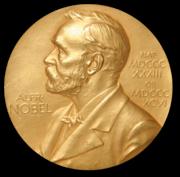 Nobel Prize Gold Medal