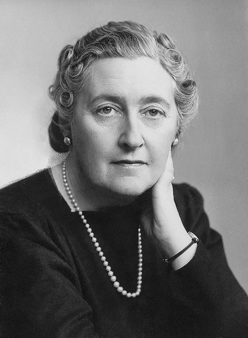 Agatha Christie | Literawiki | FANDOM powered by Wikia