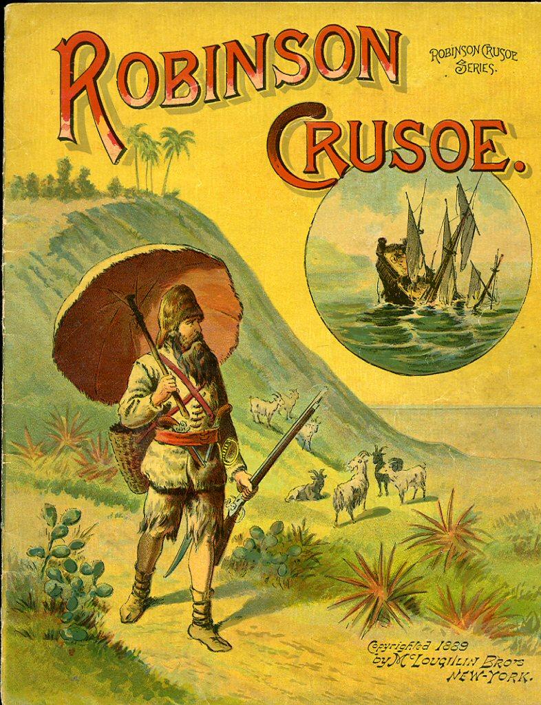 Robinson Crusoe | Literawiki | Fandom