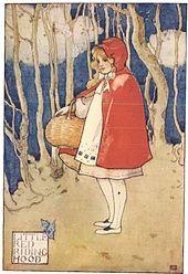 Little Red Riding Hood - Project Gutenberg etext 19993